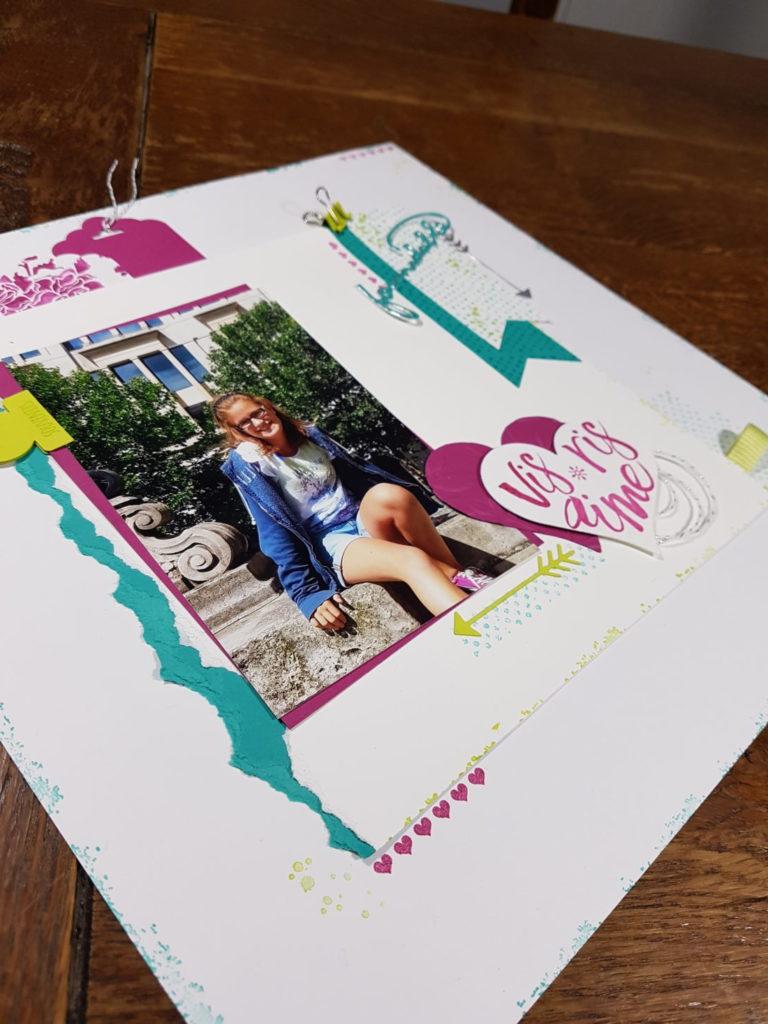 Blog Hop: combo couleurs