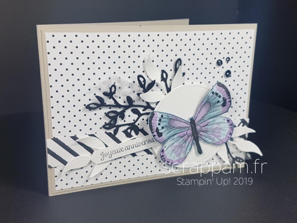 Pois et papillons