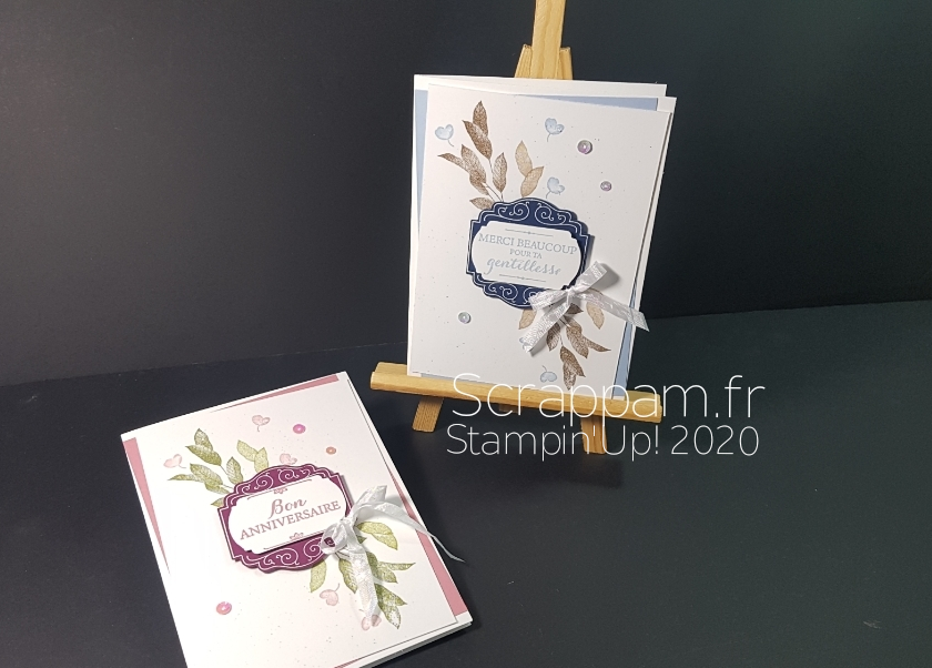 Cartes bordes de gentilles