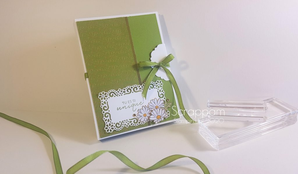 Mini Album Jardin Ornemental