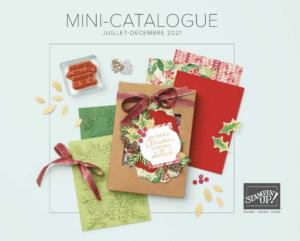 catalogue aout décembre stampinup